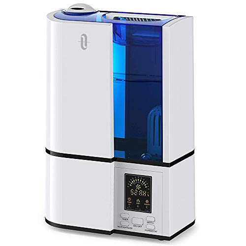 5 Best Humidifiers Ultrasound Effective Sani (Guide 2020) - Pro Cons