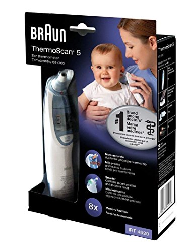 7 Best Thermometers (Effective) Kids And Babies (Guide 2020) - Pro Cons