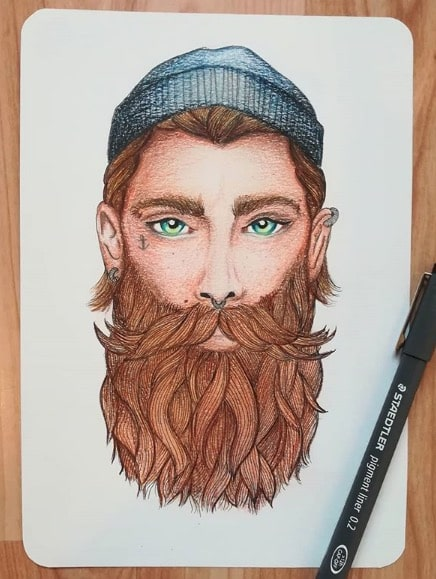 Facial Hipster (7 Secrets To Make It Grow And Treat) - Pro Cons